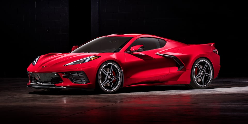 Chevrolet Homepage: 2020 Corvette North American Car of the Year