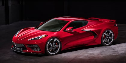 Chevrolet Homepage: 2020 Corvette Stingray