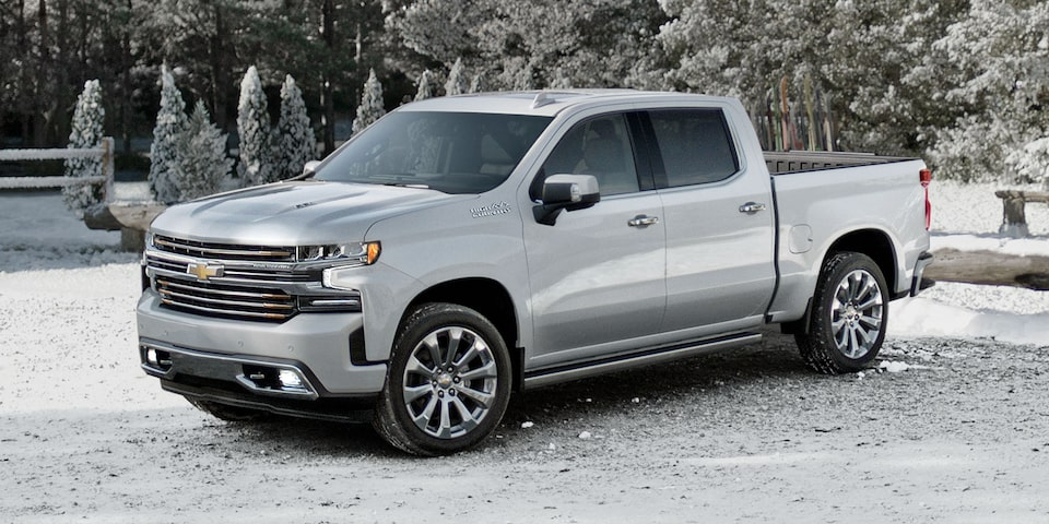 Chevrolet Homepage: Winter Accessories