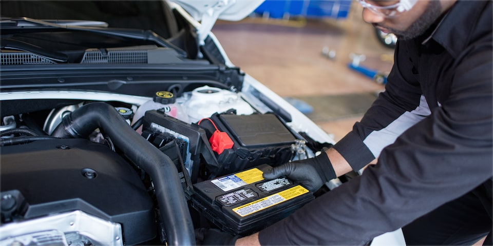 Read more about current service offers from Chevrolet Certified Service