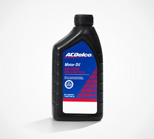 ACDelco Conventional Oil from Chevy Certified Service