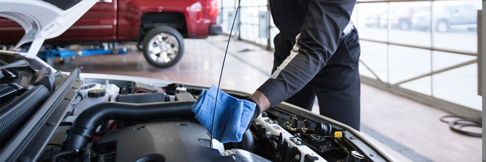 Selecting the Proper Oil for your Chevy Vehicle