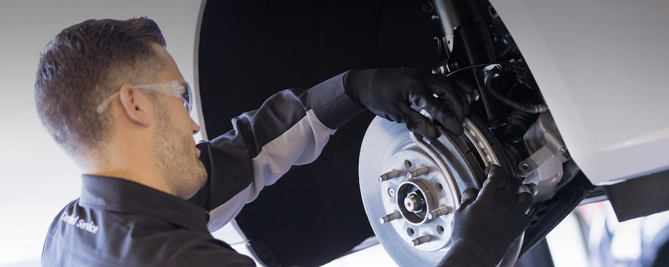 See Current Brake Offers and Deals from Chevrolet Certified Service