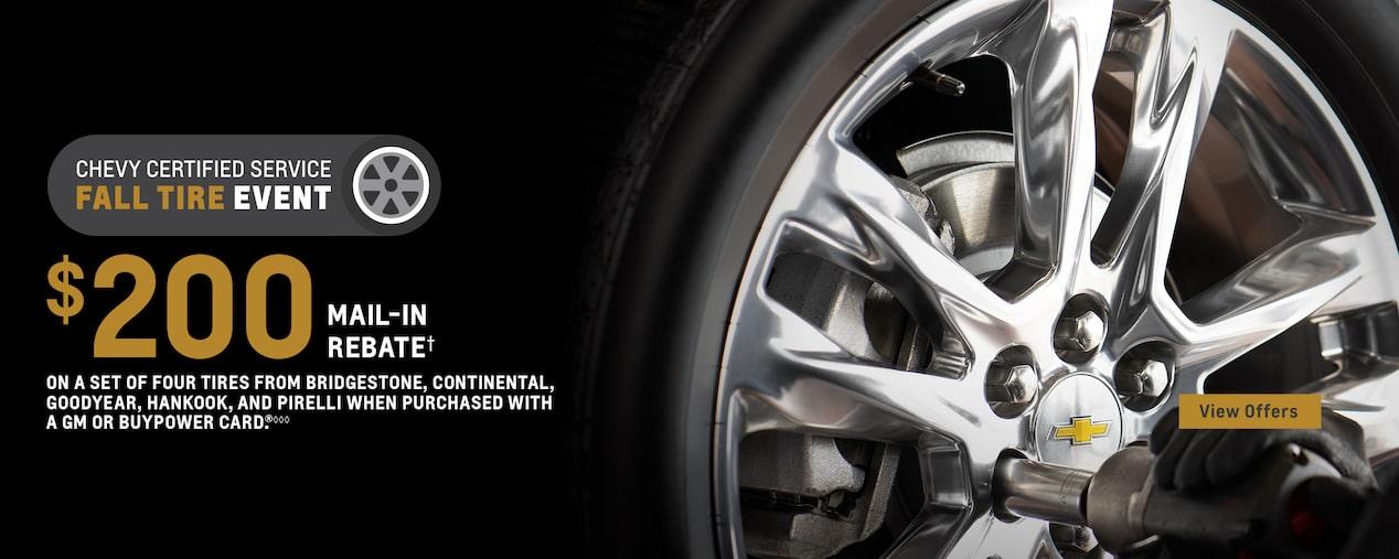 Chevy Service: Auto Repair & Maintenance | Chevrolet