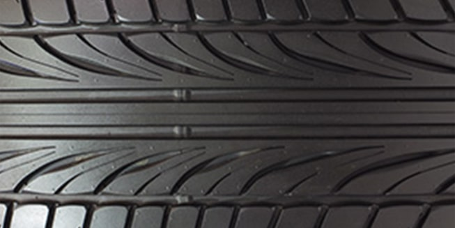 Performance Tire Tread Pattern