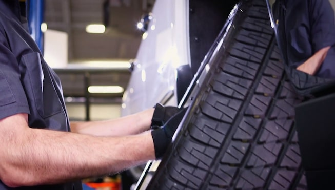Tire Rotation Wheel Alignment And Maintenance Chevrolet