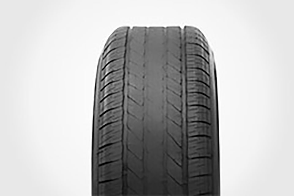 Signs of irregular tire wear
