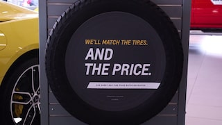 Tire Finder video still