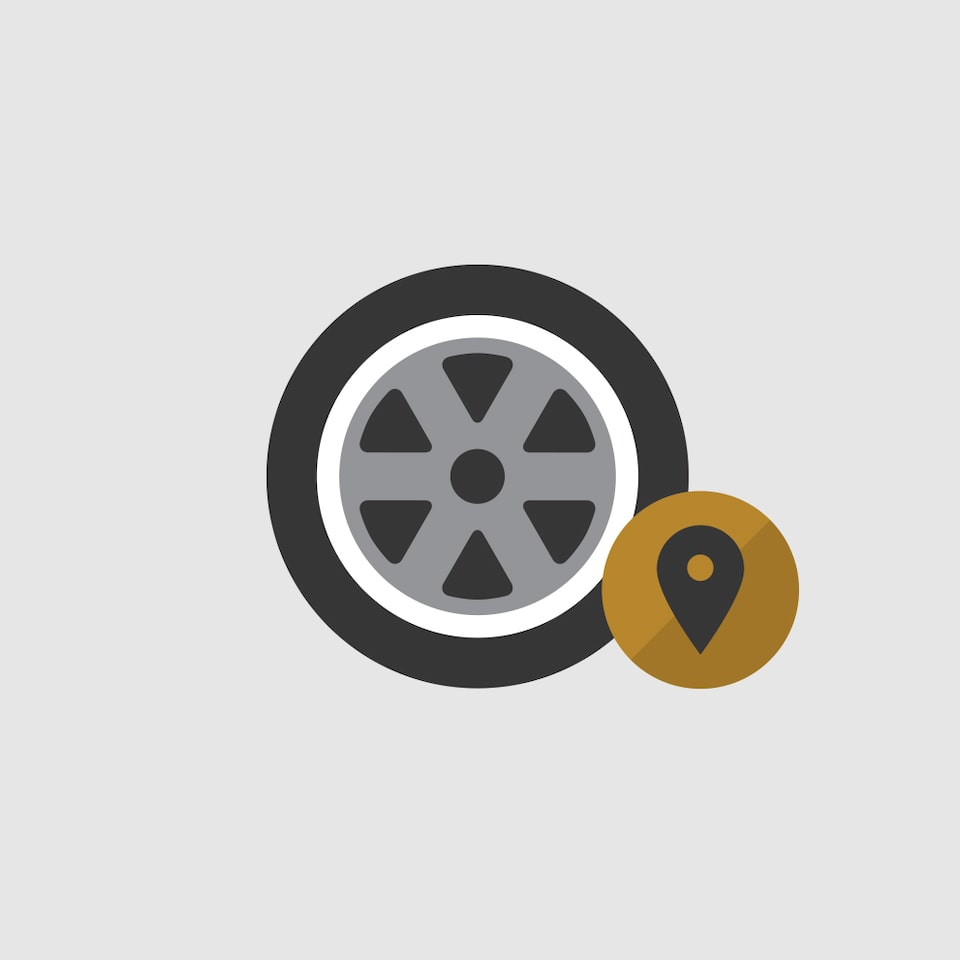 Tire Finder Icon