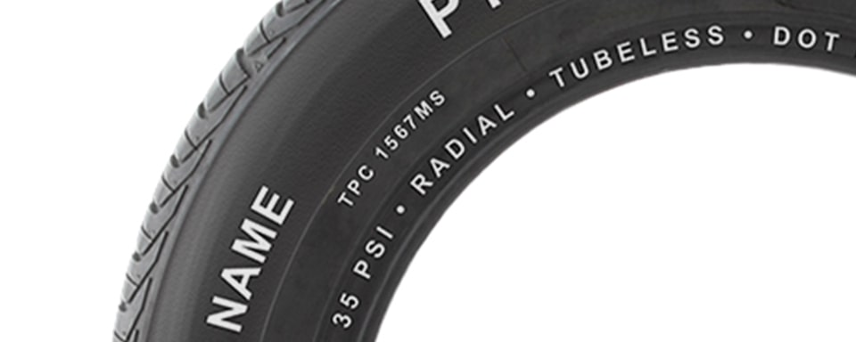 Tire Performance Criteria Specification