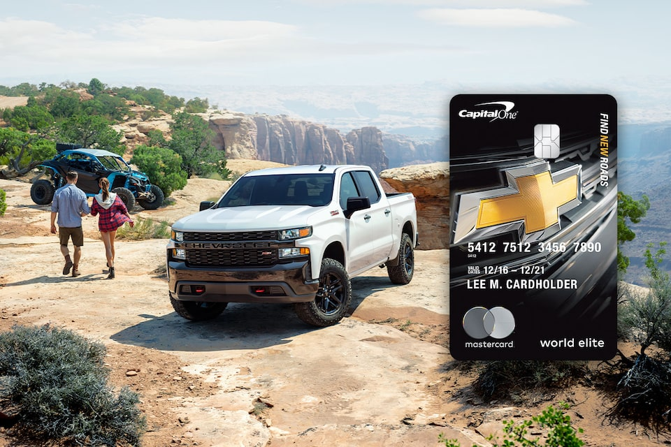 Chevy Owners Resources: Chevrolet Rewards Card