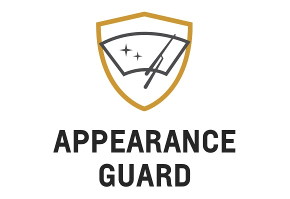 Chevrolet Protection Appearance Guard Icon