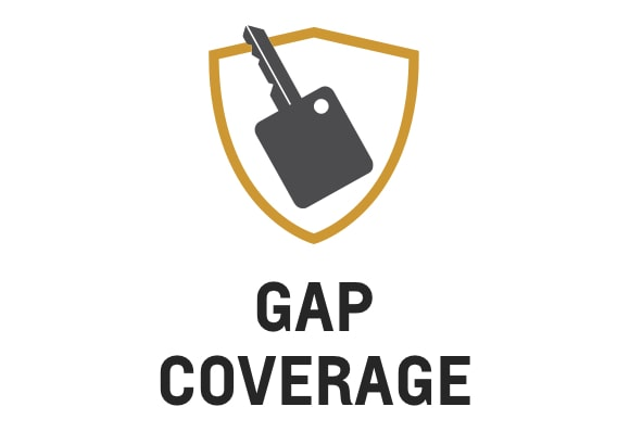 Chevrolet Protection GAP Coverage Icon