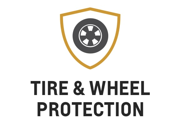 Chevrolet Protection Tire & Wheel Icon