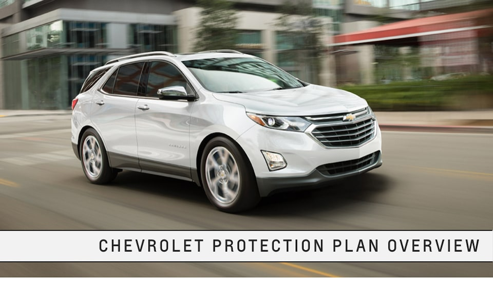 Chevrolet Protection Plan Video