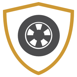 Chevrolet Protection Tire & Wheel Logo