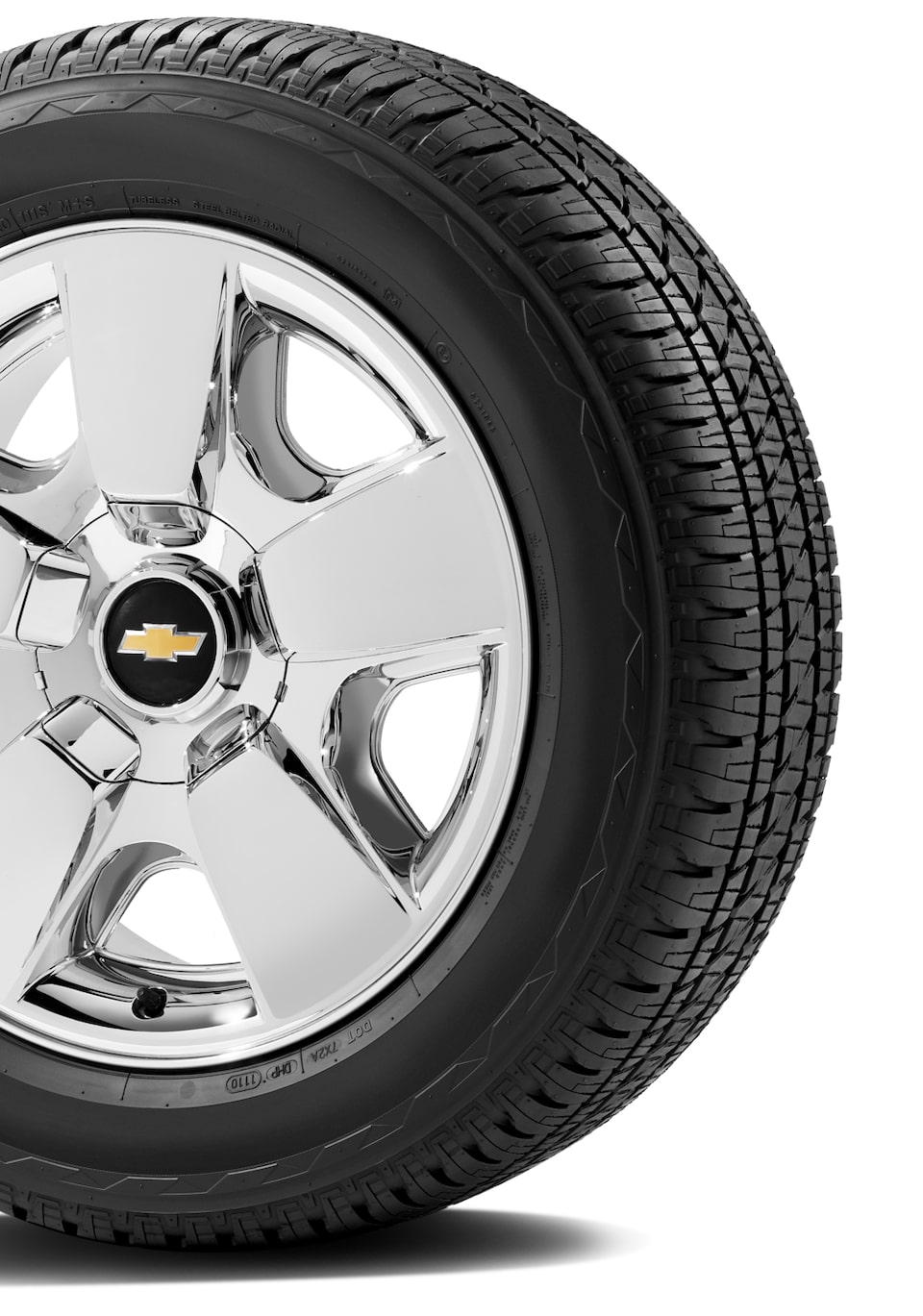 Chevrolet Protection Tire & Wheel Overview Video