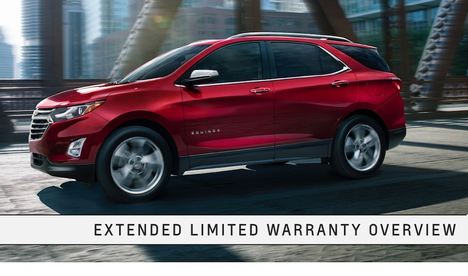 Chevrolet Protection Extended Limited Warranty