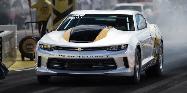 COPO Camaro: Race Car for the Drag Strip | Chevrolet Performance