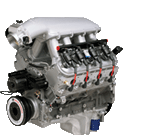 Chevy Performance LSX-Based 350 Naturally Aspirated V8