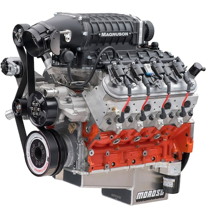 Chevrolet Performance COPO Camaro LSX-Based 350 SC Crate Engine