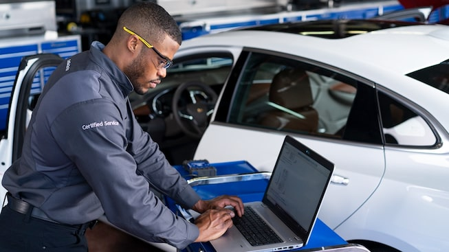 The Certified Service experts know your Chevy vehicle best. View Chevrolet Certified Service Offers now.