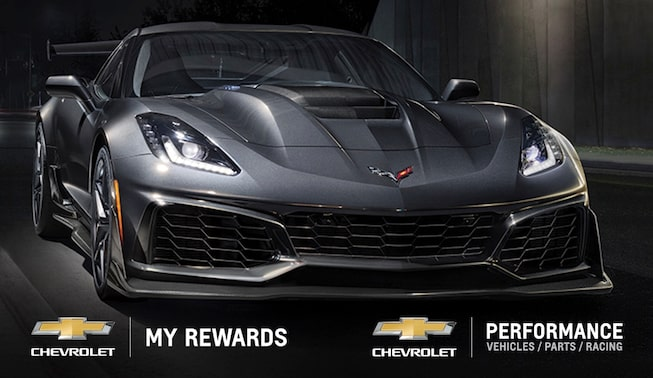 Earn and redeem points with My Chevrolet Rewards and save on GM services and purchases. Learn more today.