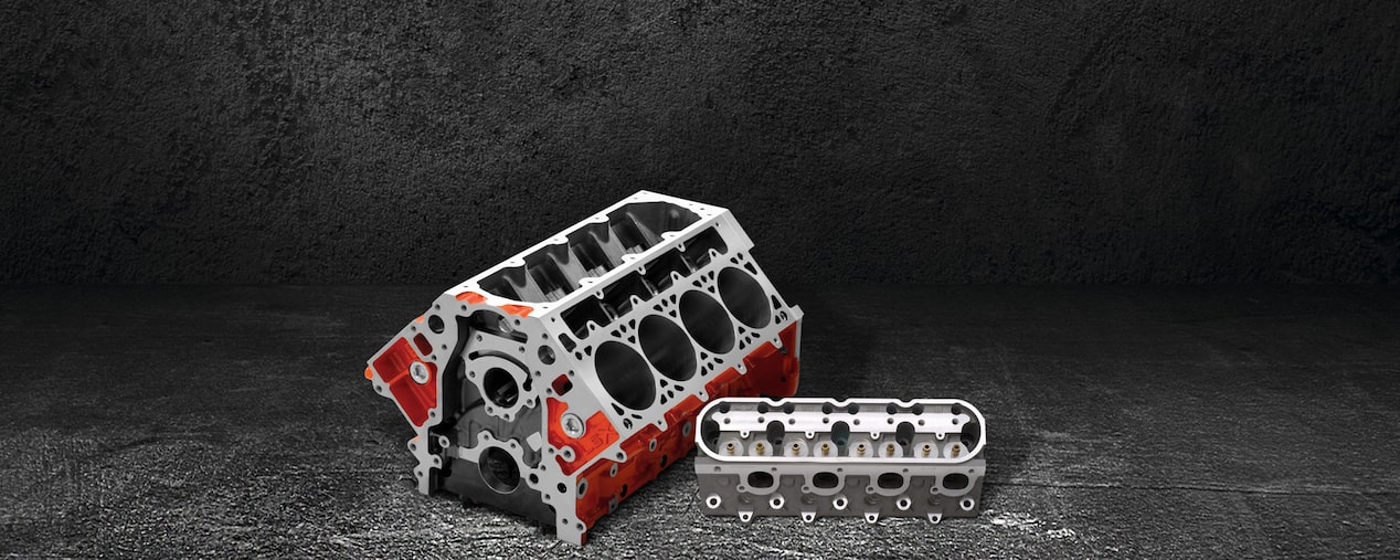 Customize Your Engine Build With Blocks And Cylinder Heads From Chevrolet Performance