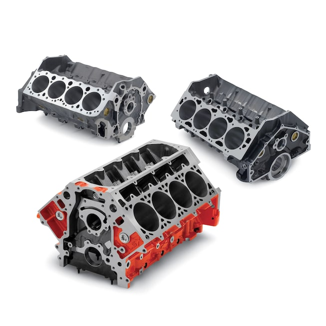 $100 Mail-In Rebate Offer On All Chevrolet Performance Gasoline Engine Blocks For A Limited Time