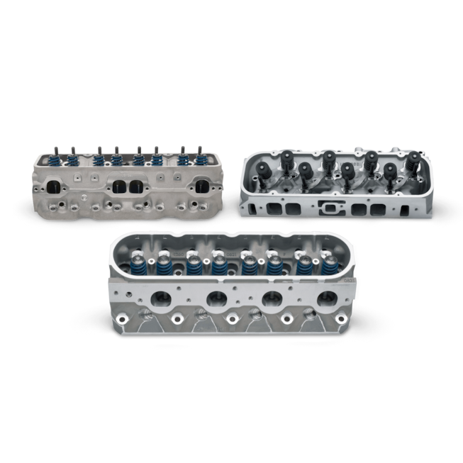 $100 Mail-In Rebate Offer On Any Two Chevrolet Performance Cylinder Heads For A Limited Time