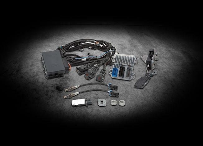Chevrolet Performance $100 Mail-In Rebate On All LS Crate Engine Controller Kits