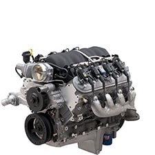 Chevrolet Performance 525 HP DR525 Crate Engine Part No: 19329009