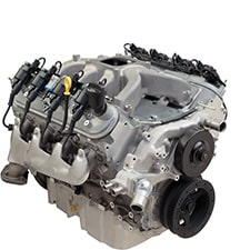 Chevrolet Performance 533 HP LS376/515 Crate Engine Part No: 19301359