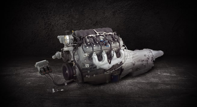 Chevrolet Performance Connect and Cruise Powertrain Systems Offer Factory-Engineered Performance in a Complete Package