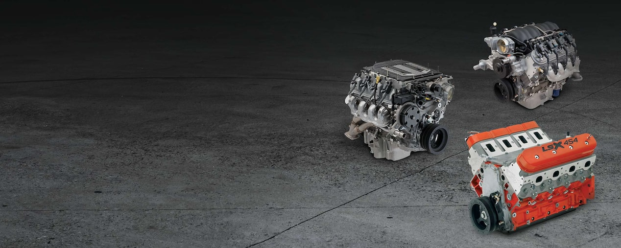 $250 Mail-In Rebate Offers On All LT, LS, LSX, And Big-Block Chevrolet Performance Crate Engines For A Limited Time