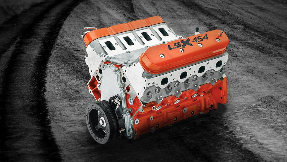 Chevrolet Performance offers a $250 mail-in rebate on all LT, LS, LSX Series, and Big-Block Crate Engines. Offer ends 12/31/20.