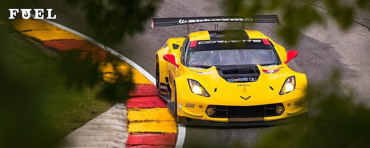 Chevrolet Performance Fuel Newsletter Features Corvette Racing wins Second IMSA title with Chevy Corvette C7.R.