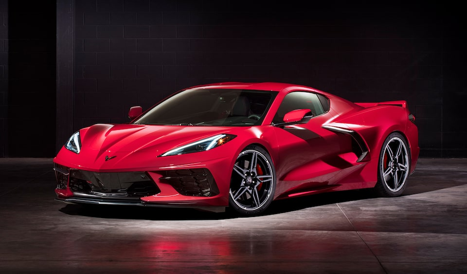 Chevrolet Performance Fuel Newsletter features the re-imagined, first ever, Mid-Engine Corvette Stingray. Read story now.