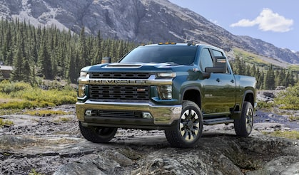 Chevrolet Performance Featured Car of the Month is the All-New 2020 Chevy Silverado 2500 Heavy-Duty truck