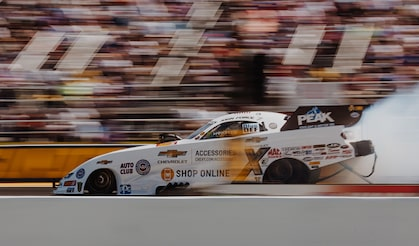 Chevrolet Performance Event Highlights Includes NHRA 2019, Scheduled Race Dates, and John Force Racing.