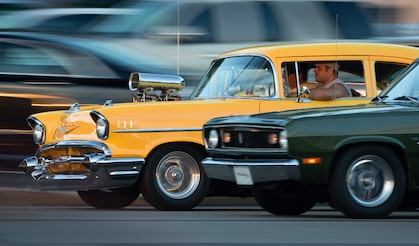 Chevrolet Performance Fuel Newsletter Features A Time To Drive With Chevy Vehicles And The Crate Engines Powering Them
