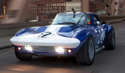 Roberto Berdiel's Superformance 1963 Corvette Grand Sport is Chevrolet Performance's Car Of The Month.