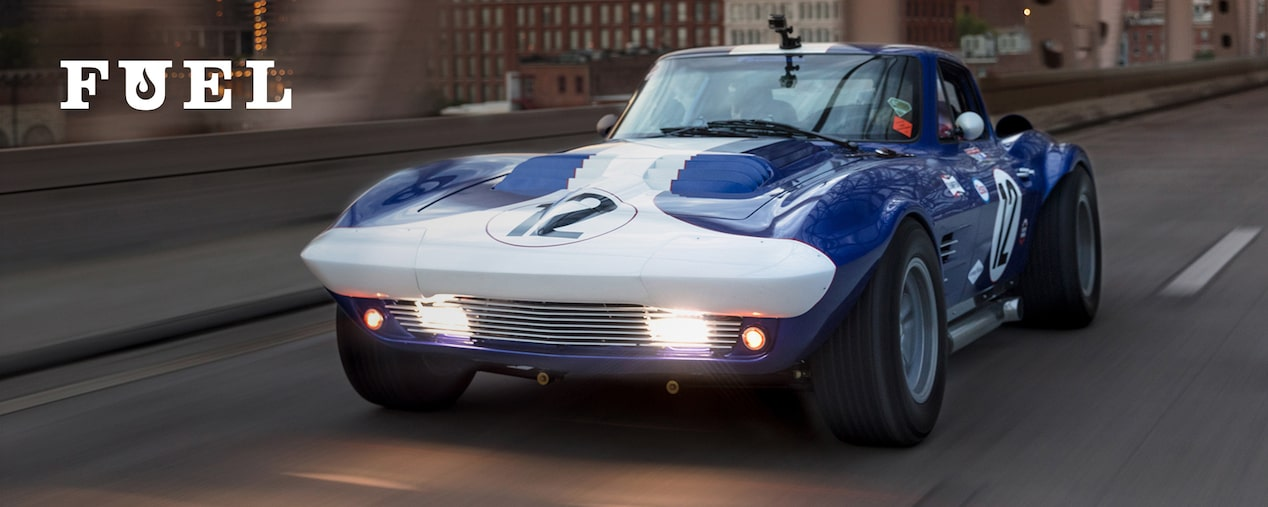 : Chevrolet Performance Car Of The Month Features Roberto Berdiel's Superformance 1963 Corvette Grand Sport.