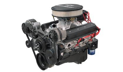 Chevrolet Performance Spotlights The Ultimate 350-Based 405-HP ZZ6 Turn-Key Crate Engine P/N: 19351533