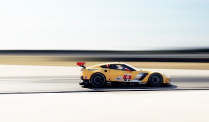 Chevrolet Performance Featured Event Highlight Takes A Behind-The-Scene Look At Corvette Racing.