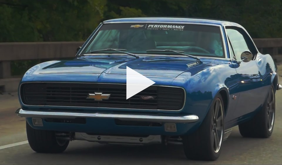 Chevrolet Performance 2017 Hot Rod Power Tour Teaser Video