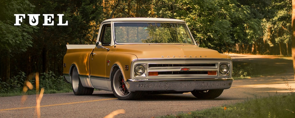 1968 Chevy C10 Pickup Truck featured at Chevrolet Performance