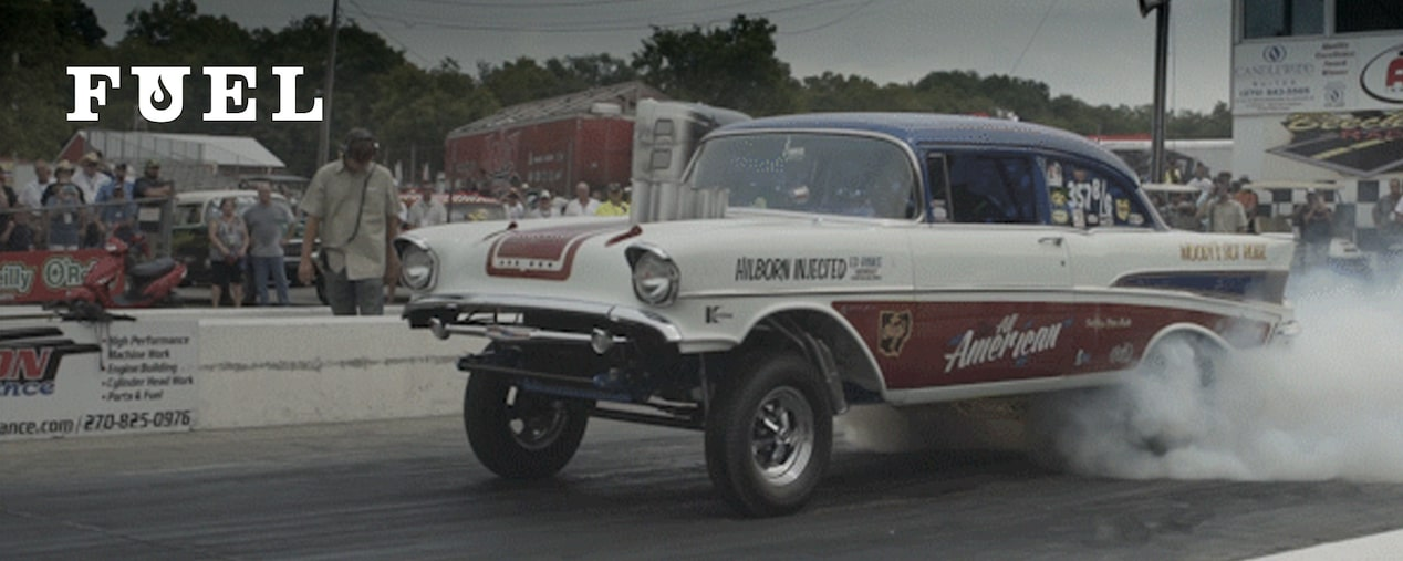 60 Years Of The '57 Chevy Gasser And The Danchuk Tri-Five Nationals Featured At Chevrolet Performance
