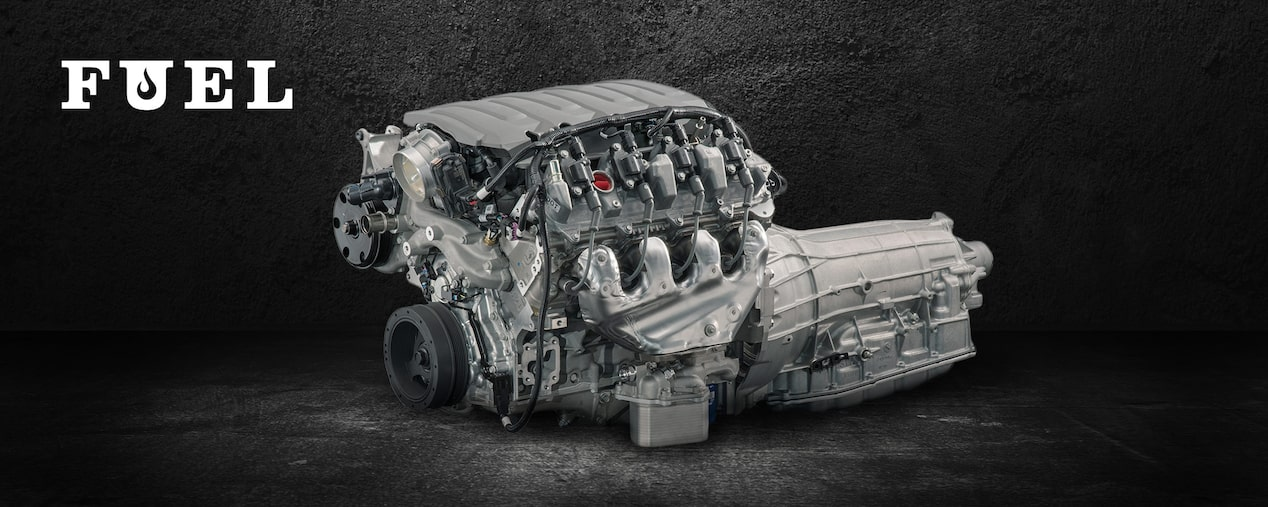 Chevrolet Performance Fuel Newsletter Features The LT1 Connect And Cruise Powertrain System.