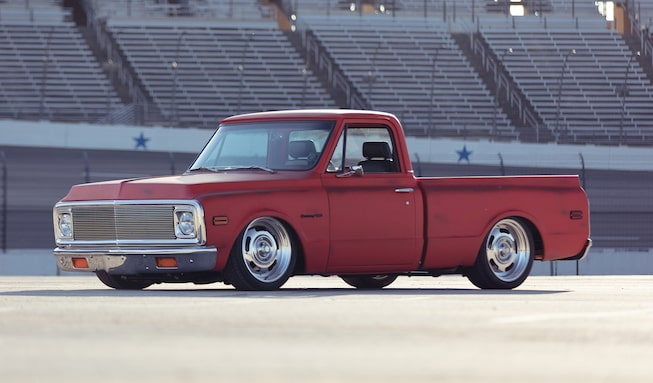 Chevrolet Performance Features An LT1-Powered Chevy C10 Truck From The C10 Nationals. See What You're Missing.